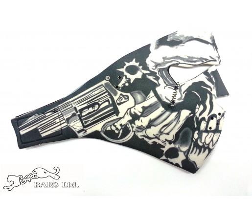 Masca fata Bars Art 02