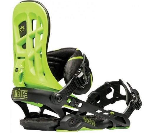 Legaturi snowboard Rome 390 Boss Verzi 2016