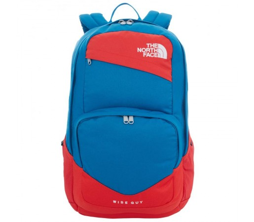 Rucsac The North Face Wise Guy Albastru/Rosu