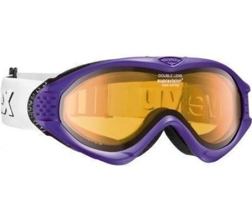 Ochelari Ski si Snowboard Uvex Ultra White- Violet