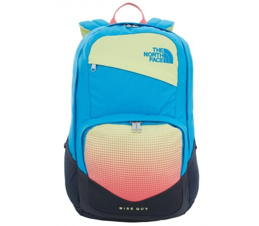 Rucsac The North Face Wise Guy Turquoise/Verde/Negru