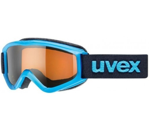 Ochelari Ski si Snowboard Uvex Speedy Pro Junior Albastru Negru