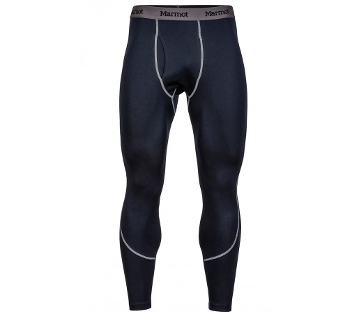 Pantaloni first-layer Marmot M ThermalClime Pro Negri