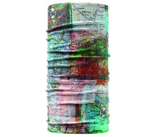 Neck Tube Buff Original Itinerary Multicolor