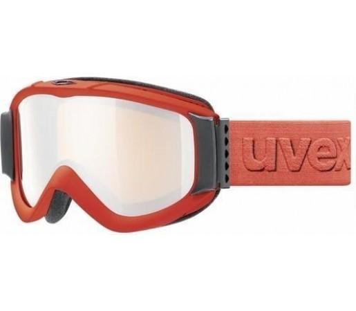 Ochelari Ski si Snowboard Uvex FX Pro Rosu