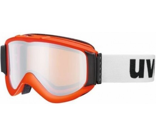 Ochelari Ski si Snowboard Uvex FX Pro Alb