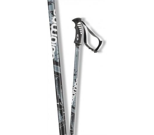 Bete ski Salomon Arctic Gun metal 2013