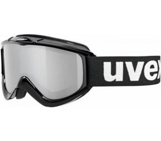 Ochelari Ski si Snowboard Uvex FX Flash Negru