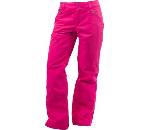 Pantaloni schi si snowboard Spyder Thrill Tailored Fit Pink
