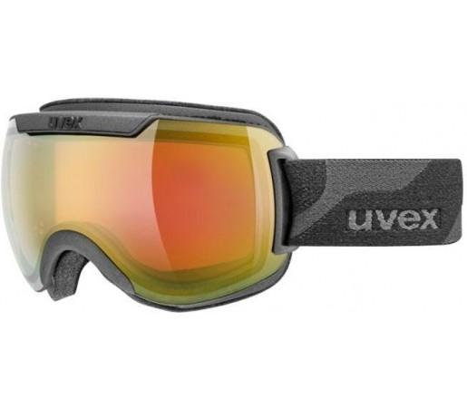 Ochelari Ski si Snowboard Uvex Downhill 2000 Negru/Galben