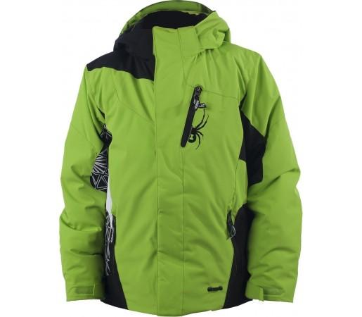Geaca Schi si Snowboard Spyder Challenger Verde