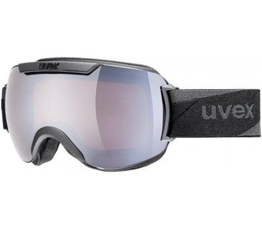 Ochelari Ski si Snowboard Uvex Downhill PM 2000 Negru