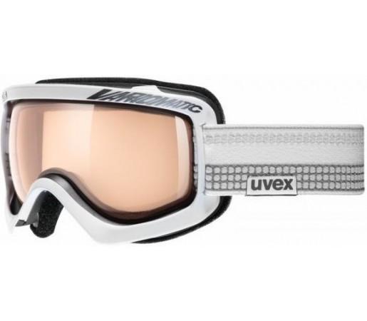Ochelari Ski si Snowboard Uvex Sioux Super Pro Alb