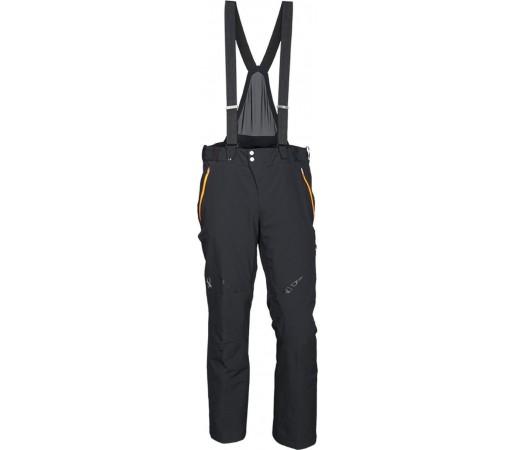 Pantaloni de Schi si Snowboard Spyder Davos Negru/Portocaliu
