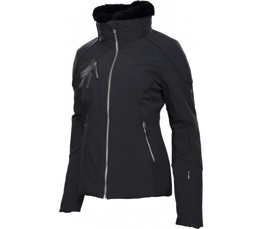 Geaca Schi si Snowboard Spyder Sultry Real Fur Negru