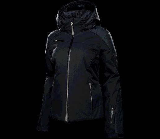 Geaca Schi si Snowboard Spyder Radiant 100 Negru