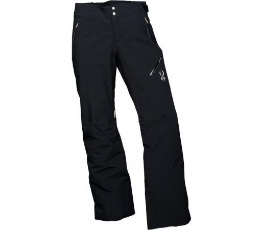 Pantaloni Schi si Snowboard Spyder Echo Tailored Fit Negru