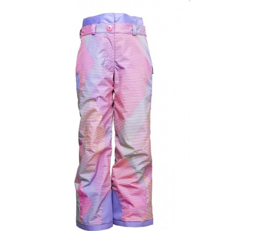 Pantaloni Schi si Snowboard Spyder Girl's Vixen Pure Linear Gradient Print Mov