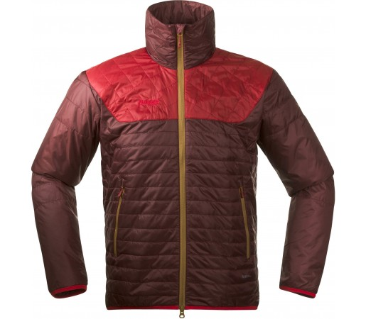 Geaca Bergans Uranostind Insulated Bordo