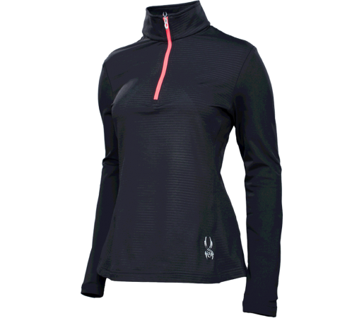 Midlayer Spyder Flicker Negru