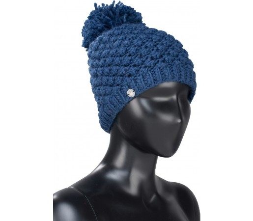 Caciula Spyder Brrr Berry Hand Knit Albastru