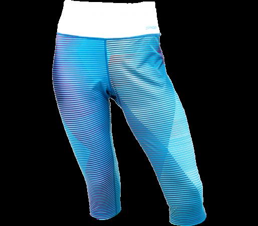 Pantaloni First-Layer 3/4 Spyder Styler Albastru