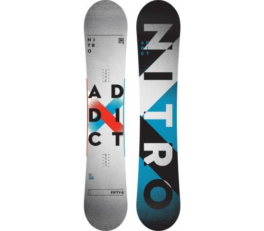 Placa Snowboard Nitro Addict 2014