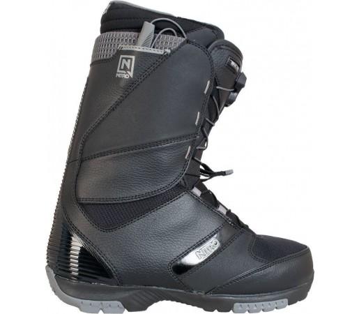 Boots Snowboard Nitro Blaze TLS Negru 2014