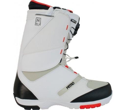 Boots Snowboard Nitro Blaze TLS Alb 2014