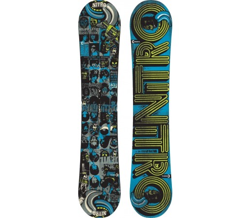 Placa Snowboard Nitro Cinema 2014