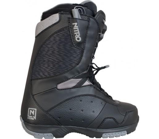 Boots Snowboard Nitro Crown TLS Negru 2014