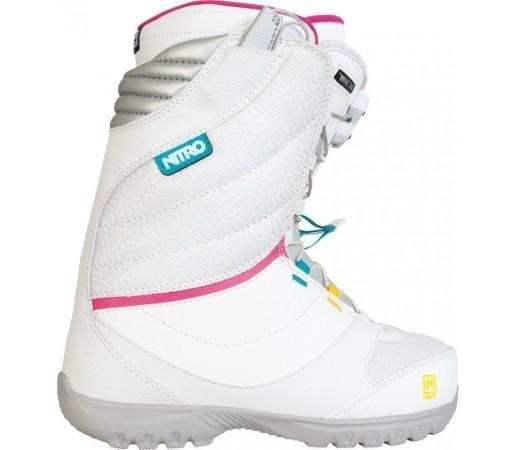 Boots Snowboard Nitro Cuda TLS Alb 2014