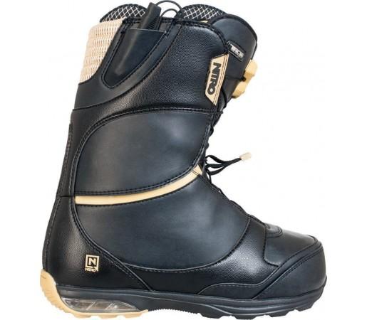 Boots Snowboard Nitro Faint TLS Negru 2014