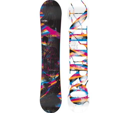Placa Snowboard Nitro Fate 2014