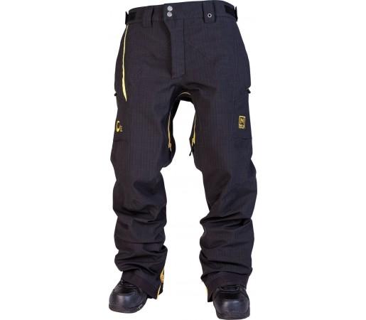 Pantaloni Snowboard | Ski Nitro M Interference Negru