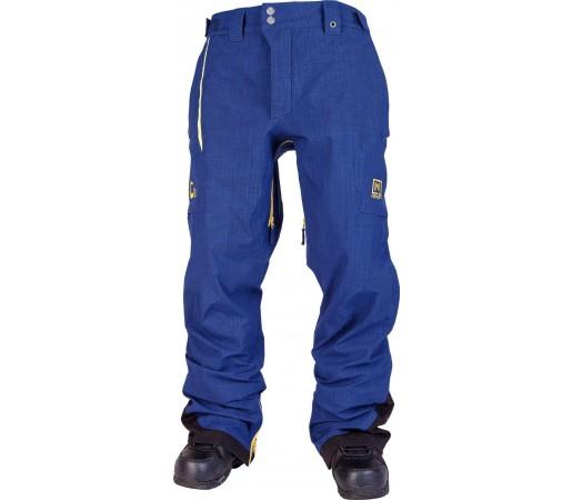 Pantaloni Snowboard | Ski Nitro M Interference Albastru