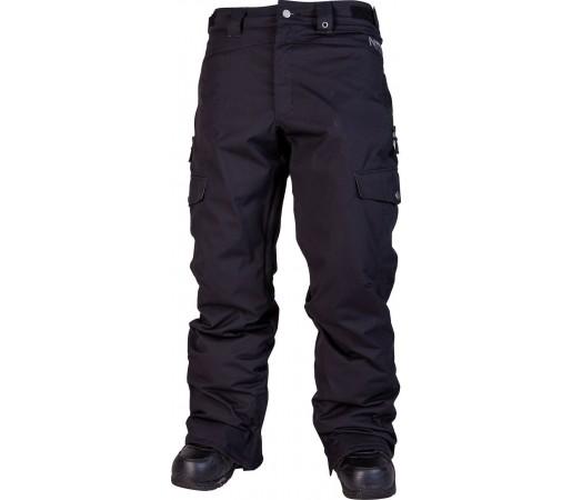 Pantaloni Snowboard | Ski Nitro M Landing Negru