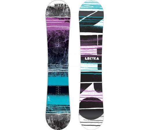 Placa Snowboard Nitro Lectra Echo 2014