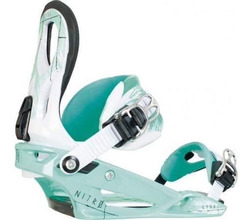 Legaturi Snowboard Nitro Lynx Mint 2014