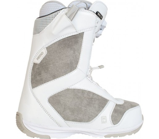 Boots Snowboard Nitro Monarch TLS Alb 2014