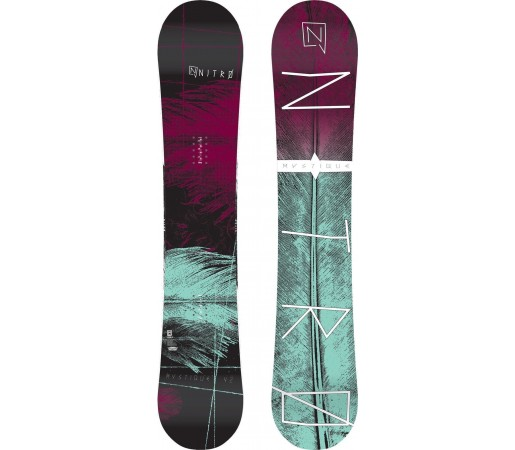 Placa Snowboard Nitro Mistique 2014