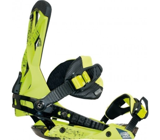 Legaturi Snowboard Nitro Phantom Lime 2014