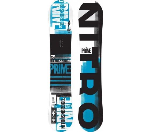 Placa Snowboard Nitro Prime Gig 2014