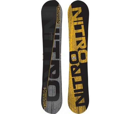 Placa Snowboard Nitro Pyro 2014
