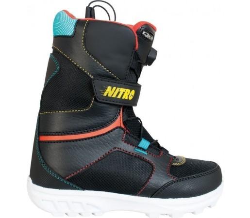 Boots Snowboard Nitro Rover QLS Negru 2014
