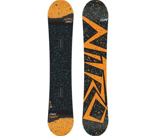 Placa Snowboard Nitro Runaway 2014