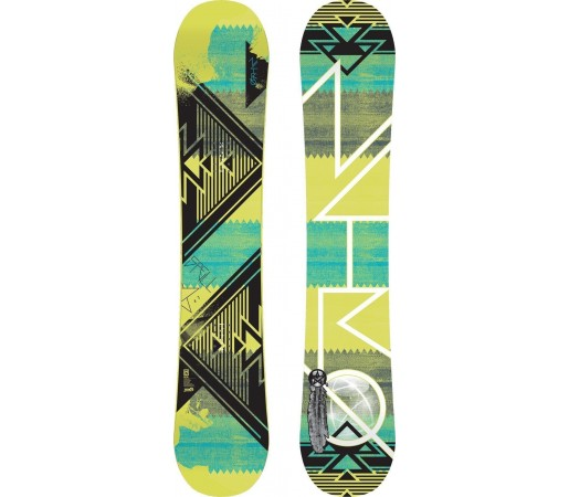 Placa Snowboard Nitro Spell 2014