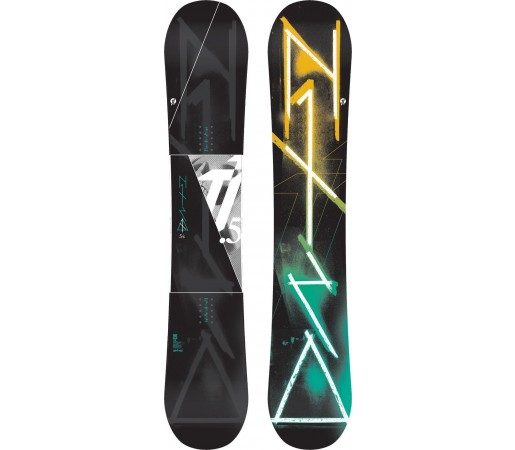 Placa Snowboard Nitro T1.5 2014