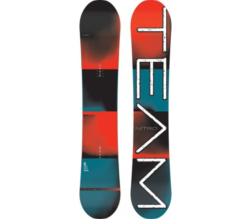 Placa Snowboard Nitro Team 2014