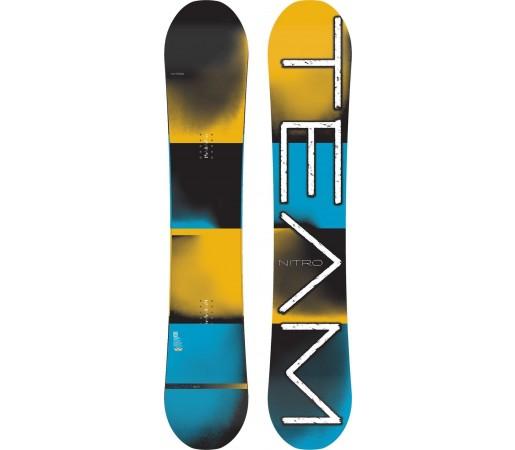 Placa Snowboard Nitro Team Gullwing 2014